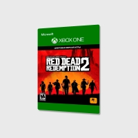 Red Dead Redemption 2  (Xbox One, рус., код на загрузку)