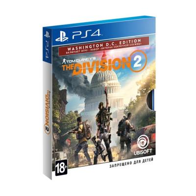 Tom Clancy's The Division 2. Washington, D.C. Edition (PS4, рус.)